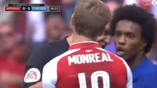 Arsenal vs Chelsea 1-1 – Penalty 4-1 - All Goals & Highlights - 06 August 2017
