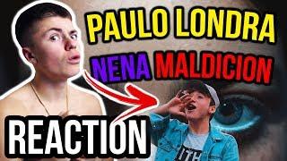 Paulo Londra Ft Lenny Tavarez - Nena Maldicion    - Reaction🔥