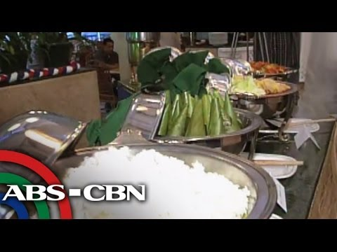 Obama to get Pinoy cuisine treat in his visit
