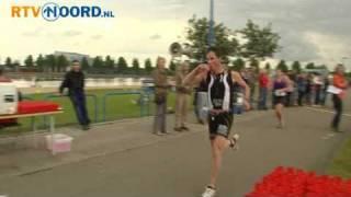 Kasemier wint bij Speedman Triatlon