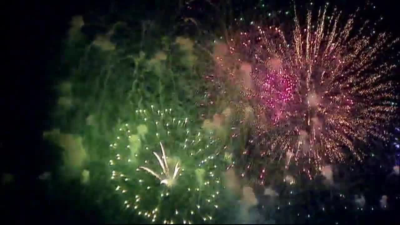 Shipping issues from China to blame for fireworks shortage this summer
