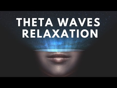 Theta Waves For Relaxation - Pure Theta Waves: Relaxing Theta Waves - 2 Hours