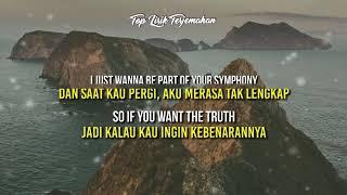 Symphony   Clean Bandit  Lirik Terjemahan Indonesia  🎤