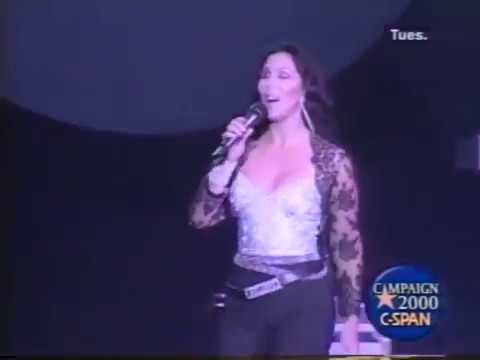 Cher – I Still Haven't Found What I'm Looking For & If I Could Turn Back Time (Live, 2000)