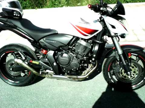 honda hornet 600 f 2010 youtube. Black Bedroom Furniture Sets. Home Design Ideas
