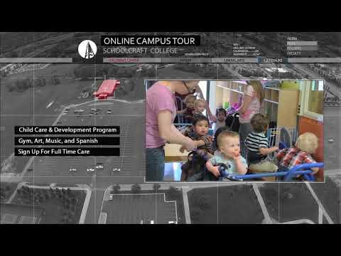 Schoolcraft College   Campus Tour