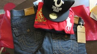Video How to flex and get True Religion and Polo Ralph Lauren for the low under $40!! download MP3, 3GP, MP4, WEBM, AVI, FLV November 2018