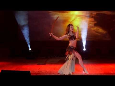 Bellydance With Sword/ Sword Dance / Last Kingdom