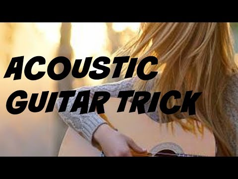 Must Know Strumming Trick (How to Strum)