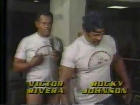 California Championship Wrestling September 24th 1986