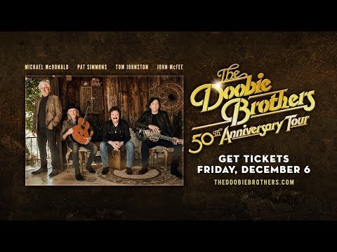 Jim E. Chonga - Michael McDonald Joins the Doobie Brothers for their 50th Anniversary Tour!