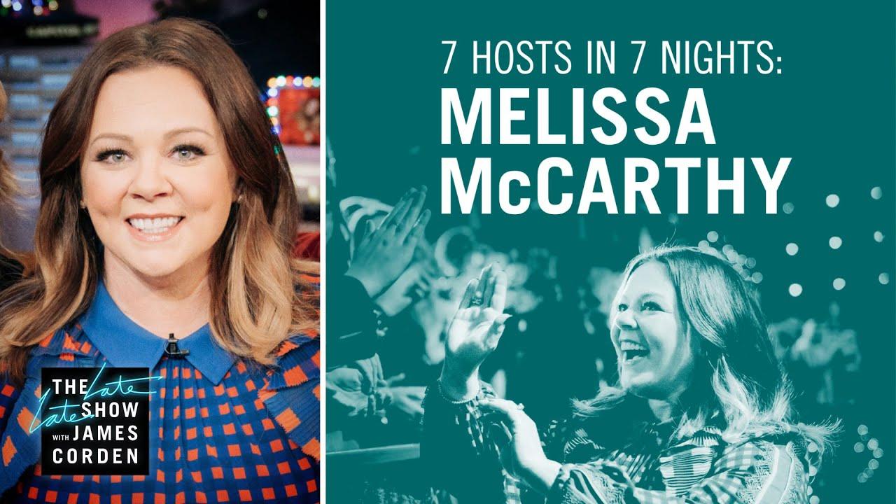 7 Hosts In 7 Nights: Melissa McCarthy