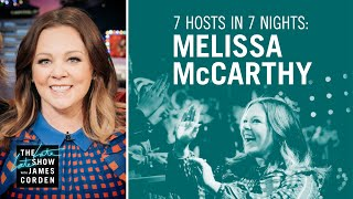 7 Hosts In 7 Nights: Melissa McCarthy