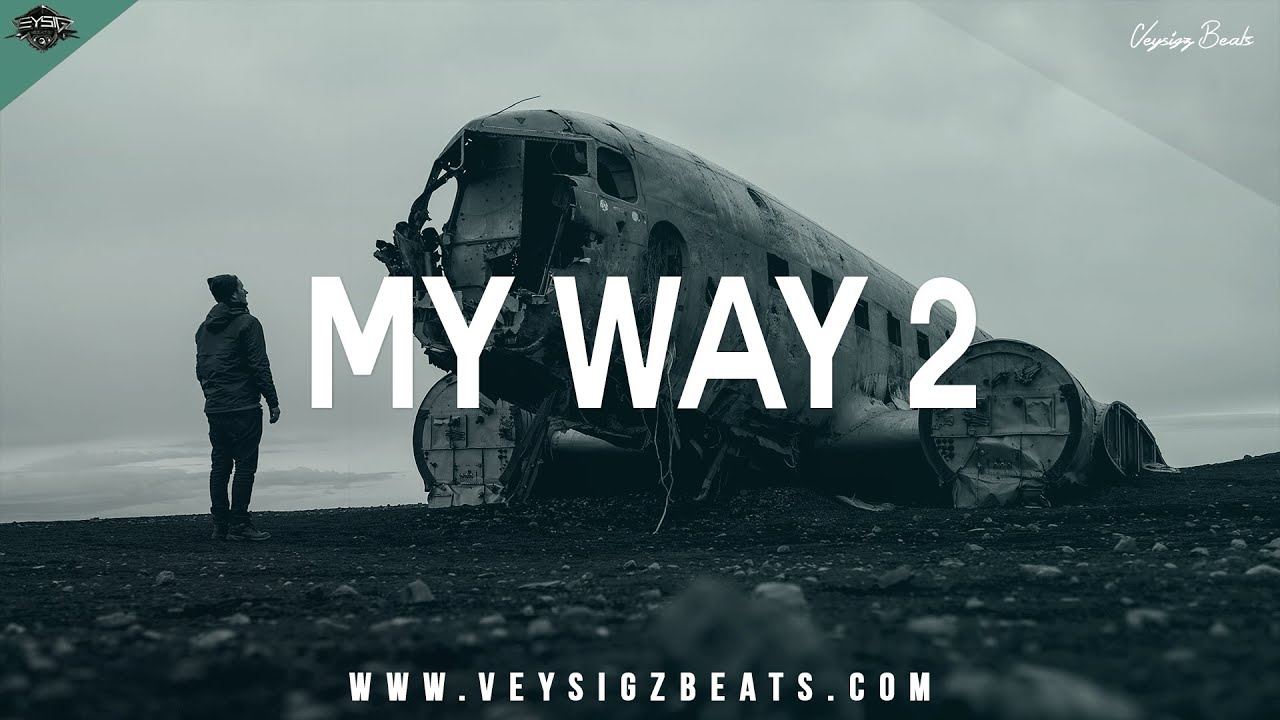 """My Way 2"" - Inspiring Motivational Rap Beat 