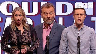 Lines You Wouldn't Hear on a TV Detective Show - Mock the Week: Series 15 Episode 7 – BBC Two
