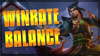 Paladins- Is Winrate Balance the Best Way to Balance?