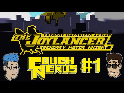 Couch Nerds Play - The Joylancer: Legendary Motor Knight - The Shovel To Your Motor Knight |