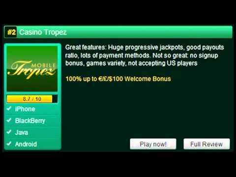 Mobile Casinos: Poker Online, Free Online Games