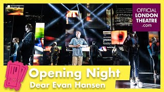 Dear Evan Hansen - Opening Night in the West End (Noël Coward Theatre)