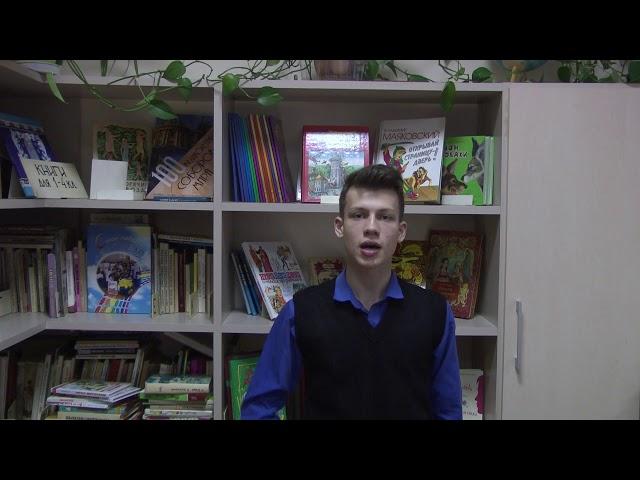 Изображение предпросмотра прочтения – ДенисСуткович читает произведение «О, я хочу безумно жить» А.А.Блока