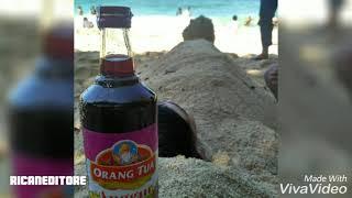 Story WA terbaru Santay dengan lagu reggae