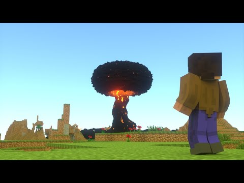 Minecraft Animation - TNT / Animacja Minecraft - TNT