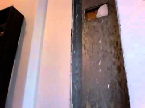Gas Heater Basics Removing Gas Wall Furnace Youtube