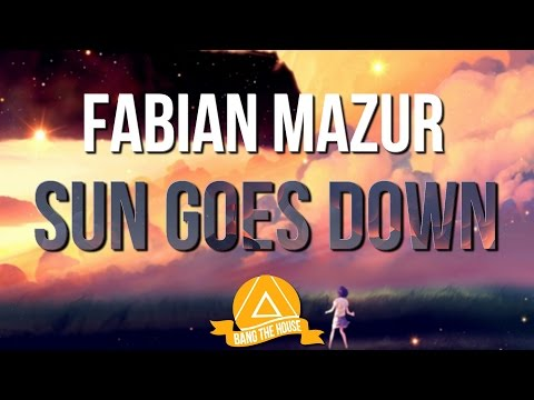 Fabian Mazur - Sun Goes Down