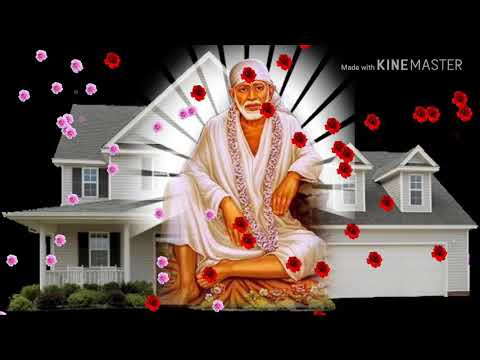 Mere Ghar ke Samne Sai Nath tera ringtone / whatsapp status || best good morning  status