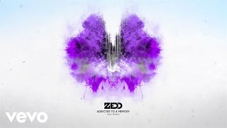 Video Zedd - Addicted To A Memory (Audio) ft. Bahari download MP3, 3GP, MP4, WEBM, AVI, FLV Oktober 2017