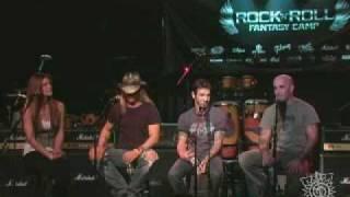 Bret Michaels, Sully Erna, Scott Ian Part 4 of 5