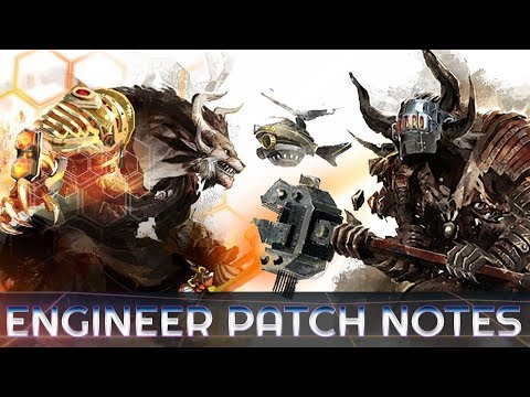 Engineer Patch notes GW2 6th Feb 2018