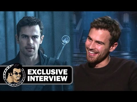 Theo James talks UNDERWORLD: BLOOD WARS (JoBlo.com Exclusive Interview)