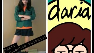 DARIA | HALLOWEEN TUTORIAL ☻ Thumbnail