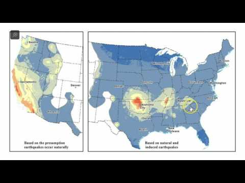 This Map Shows Areas Most Likely to Get Hit with Earthquakes In 2017