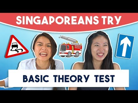 Singaporeans Try: Non Drivers Take The BTT