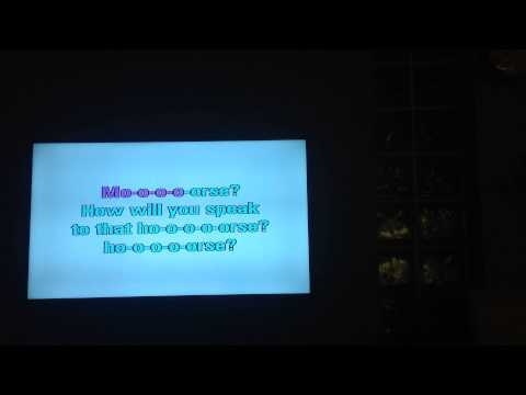 Why not to Fart during a Karaoke
