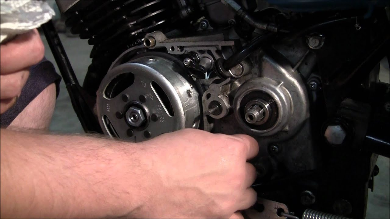 Yamaha Raptor R Oil Change