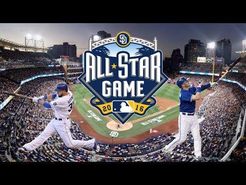 MLB | 2016 All-Star Game Highlights ᴴᴰ