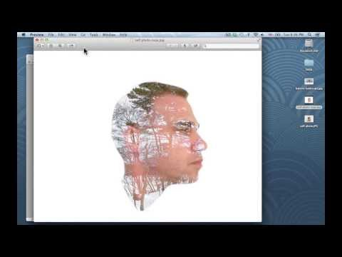 Double Exposure Tutorial for Photoshop CS5