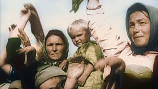 Вторая мировая война в цвете HD серия #8 Советский каток