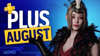 PlayStation Plus Monthly Games - PS4 and PS5 - August 2021