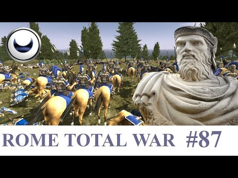 Rome Total War S2E87 - The Battle of Antiquity