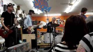 Sloan @ Sonic Boom Records - Summer