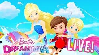 🔴 LIVE: Barbie Dreamtopia Full Episodes Marathon 🌈 | Barbie