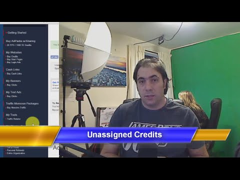 How to use your unassigned credit