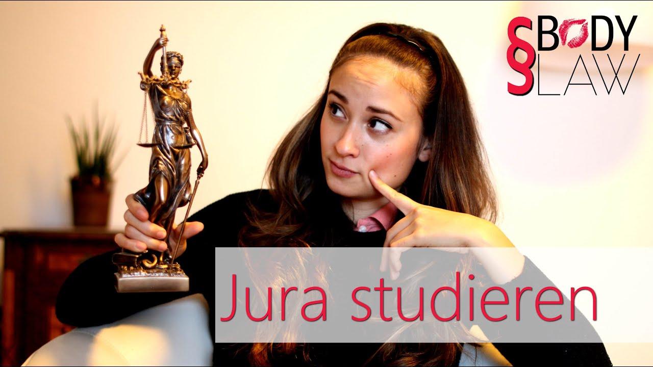Jura Studieren Voraussetzungen