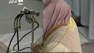 آية الكرسي من الحرم المكي بصوب  الشيخ السديس ،، رائع [HQ]