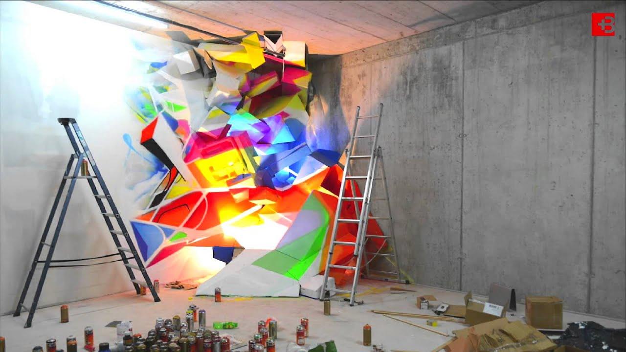 Installation Art Urbain Street Limited Nadib Bandi
