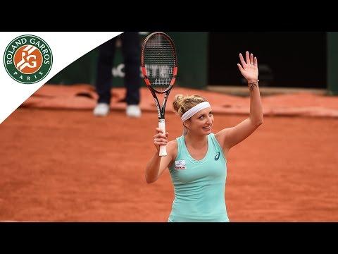 Timea Bacsinszky v Venus Williams Highlights - Women's Round 4 2016 - Roland Garros